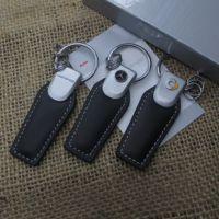 真皮宝马汽车钥匙扣 3系 5系改装 新5系7系X1X3X5X6 钥匙链 精品