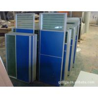 广州屏风办公桌椅价格 板式电脑桌椅价格