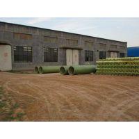 江苏泰州南京扬州玻璃钢夹砂管道排污管道厂家价格