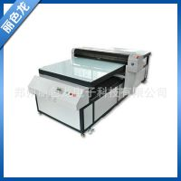 厂家直供 大型万能uv平板打印机 uv平板印花机设备