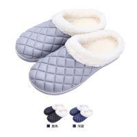 棉拖鞋2014新款冬季保暖棉拖鞋加厚家居拖鞋 冬季棉拖鞋冬天包跟