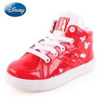 迪士尼童鞋 2014新春秋款儿童运动鞋 轻便时尚男女童休闲鞋