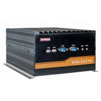 供应双PCI插槽无风扇嵌入式工控机|宽温工作低功耗小巧型嵌入式工控机