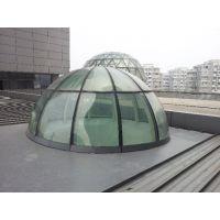 供应双曲面球形钢化玻璃(杭州迪高)