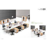 西安办公桌椅 西安办公桌 推荐欧乐办公家具 4006608869