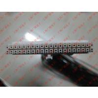 Samtec连接器接口 2*20P(40P)2.54MM 转接板 原装 拍前咨询