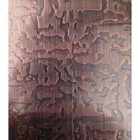 厂家供应永康加厚红铜 手工拉丝发黑 不锈钢镀铜板 红古铜 青古铜 蚀刻镀铜板 压花镀铜板 镀铜卷带