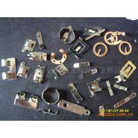 供电池触片,铜插片,金属弹片,电器弹片,电子五金件(图)