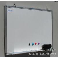 厂家生产高档90X120CM单面铝合金边框白板 软木板 绿板 黑板