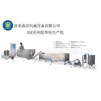 山东膨化豆奶粉加工机械鼎润营养粉生产线