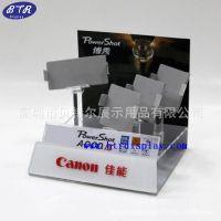 供应定做亚克力数码相机展示架 佳能相机架 相机支架