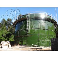 供应江门广洁环保技术开发有限公司搪瓷拼装罐沼气池