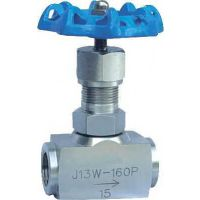 J13W-160P高压内螺纹针型阀 J13W-160P价格 厂家 用途