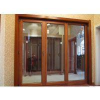 成都装修装饰高档铝包木门木包铝门