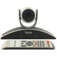视创-720P高清/USB视频会议摄像头/摄像机/360度旋转/免驱/广角