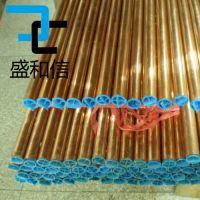 广东厂家供应H65六角黄铜管 H65六角管密度