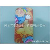 深圳手机皮套印花机 个性卡通人物打印机 直接彩印皮革印花机厂家