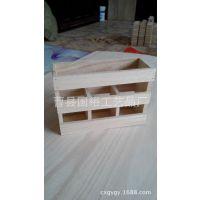 曹县木制品厂家直供实木三格红酒架 酒架 木制多功能厨房置物架