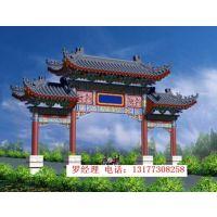 供应古建大门 仿古大门 黄石市 公园、庭院、寺庙、祠堂、道观、广场