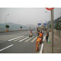 贵州停车场热熔车位画线