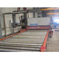 新凯德砂带研磨机丨砂带研磨机-青岛丨钢板氧化皮处理