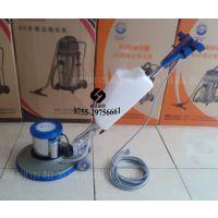 供应多功能刷地机/地毯清洗机/打蜡/晶面机/深圳东莞惠州BF522刷地机