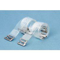 促销 透明压肩条 TPU透明松紧带 膊头带 橡筋带