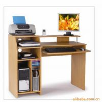 厂家生产 英国款式木制组合电脑台书桌