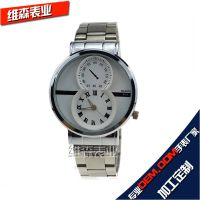 供应速卖通 EBAY爆款货源,OEM代加工品牌男士手表, 防水手表
