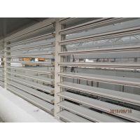 供应来料加工铝合金百叶窗-手动调节可开启百叶-智能控制铝合金百叶窗价格