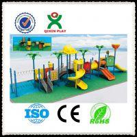 小区幼儿园户外游乐设备 爆款滑滑梯 儿童滑梯 QX-057C 奇欣 广州生产厂家