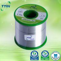 供应广东无铅环保1.00mm锡线批发|环保低烟焊点均匀锡线直销