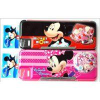 迪士尼授权厂商直销,供应迪士尼精美笔盒DM0092