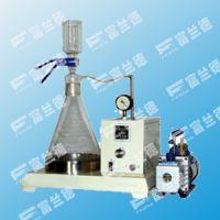 SH/T0093 喷气燃料固体颗粒污染物测定仪FDR-2801厂家
