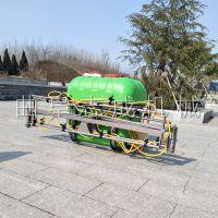 拖拉机背负式杀虫机 方便快速的柱塞泵喷药器 加厚药桶的打药机