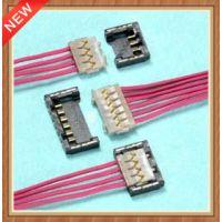 供应jstachr1.2mm间距接线端子 1.2SMT汽车连接器 ph:8pin
