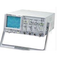 供应台湾固纬 100MHZ双踪示波器固纬 GOS-6103