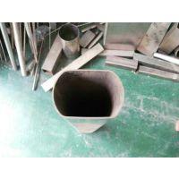 小口径工业管304,现货装饰管,14*58*1.0异型管可订做