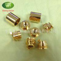 深圳五金电镀厂电子烟零件电镀真金2N18加工 中高档品质要求保证