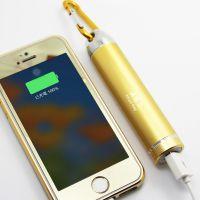 支持订制 2600MAh手机迷你移动电源 充电宝 便携电源专业电源产品