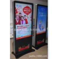 深圳厂家直销42寸擦鞋广告机 网络广告机 酒店/商场/机场广告机