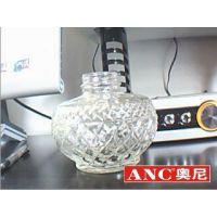 供应各种规格煤油灯玻璃瓶香薰瓶 酒精灯玻璃瓶生产厂家订制