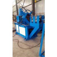 供应角铁冲孔机角铁加工设备价格优惠远东角铁加工机器