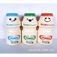 创意益力多酸奶储钱罐饮料造型储钱罐儿童幼儿园学生礼品可定制