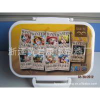 供应迪士尼图案长方形饭盒 儿童饭盒 有2个耳朵扣中式饭盒