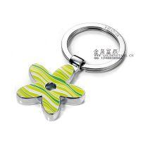 钥匙扣品牌 德国创意设计 合金钥匙链 时尚包箱挂饰  锌合金厂家