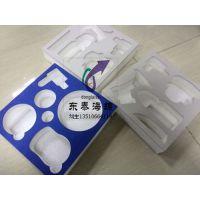 产品定位海绵内衬槽/纸盒内托EVA一体加工成型