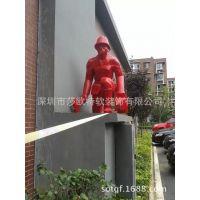 厂家直销文艺艺术铜雕城市风景铜雕中式欧式人物铜像园林雕塑