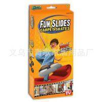 fun slides 儿童滑冰溜冰 雪地滑雪板 TV产品 儿童滑雪板厂家直销