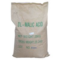 DL-苹果酸价格,食品级DL-苹果酸,L苹果酸,苹果酸